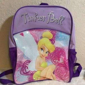 Tinkerbell Backpack Full Size